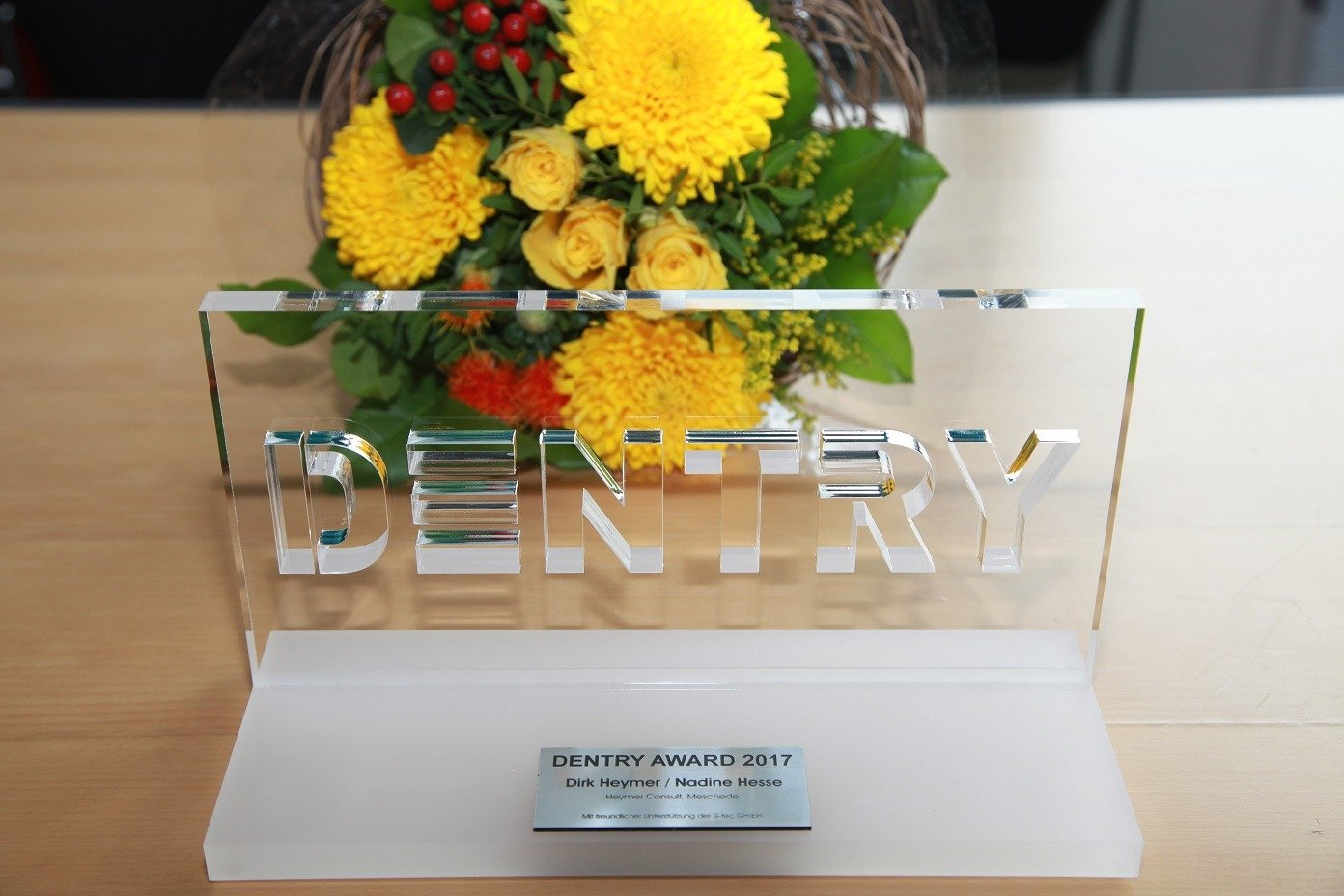 Gewinner des DENTRY Award